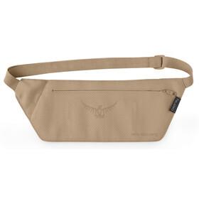 Osprey Stealth Waist Wallet - Cartera de viaje - beige